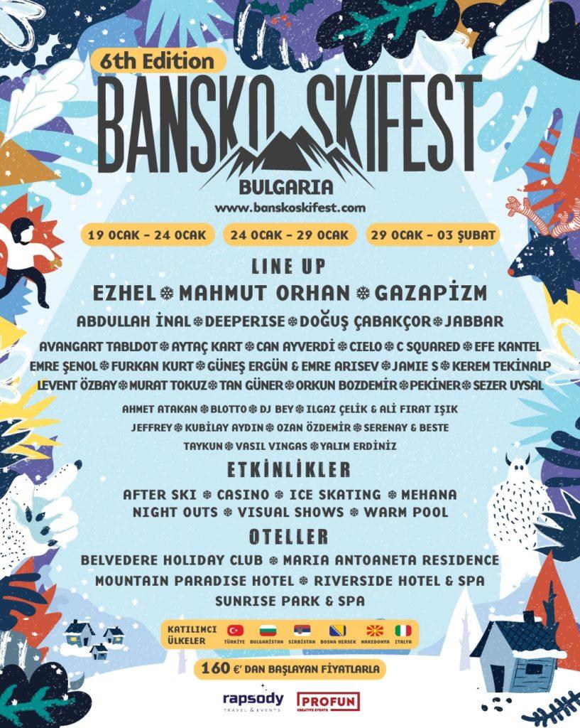Bansko Skifest